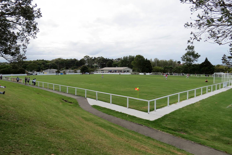 One Minute At… McFetridge Park