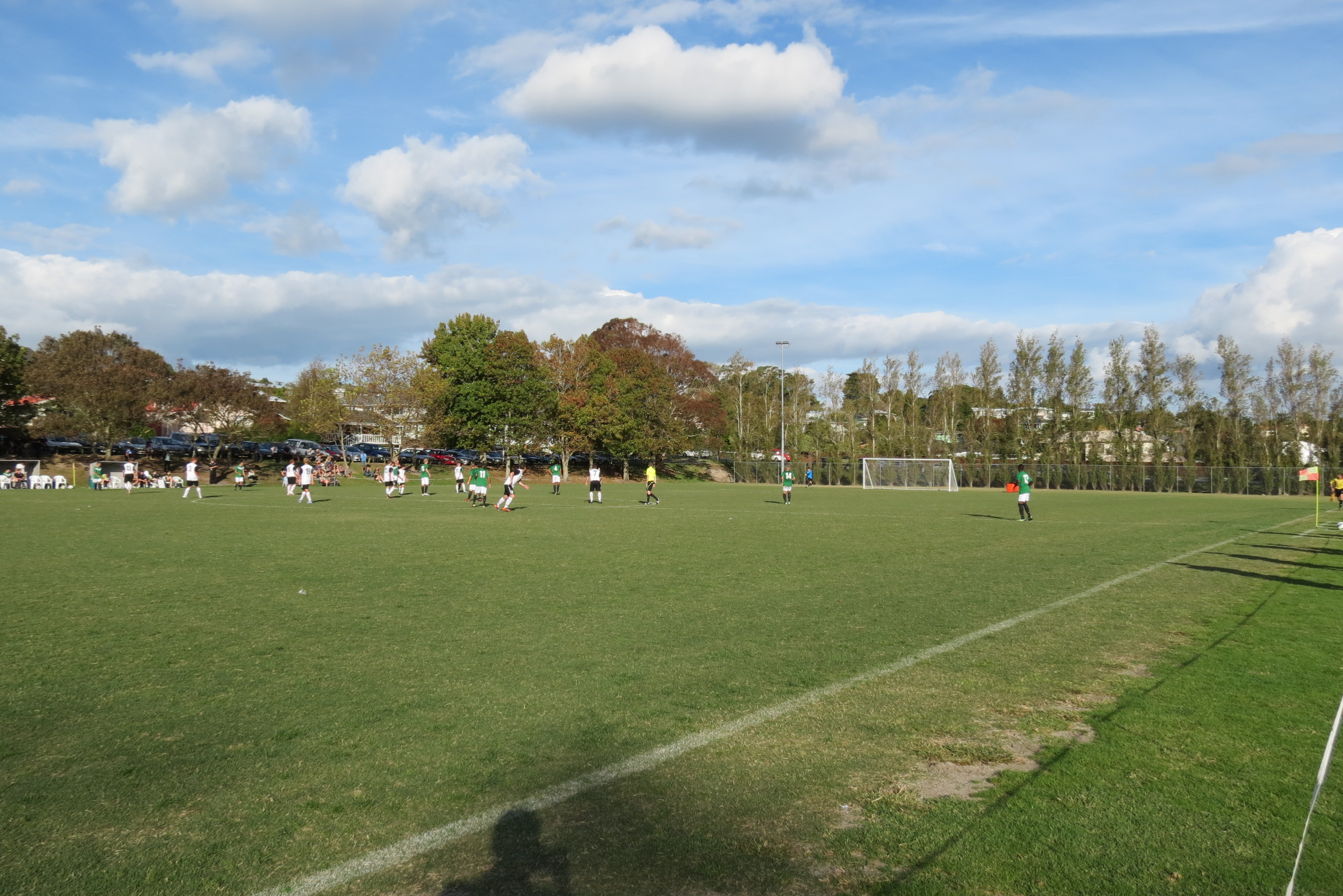 One Minute At… Becroft Park
